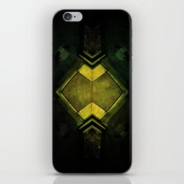 Watched iPhone Skin