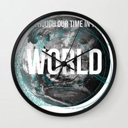 [QUR'AN 79:46 ] We were never infinite. Wall Clock