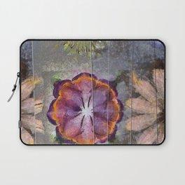 Stickball Au Naturel Flower  ID:16165-150329-07211 Laptop Sleeve