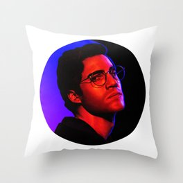 American Crime Story Throw Pillow