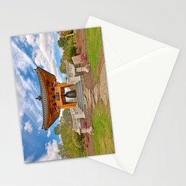 Korean Bell Garden Stationery Cards