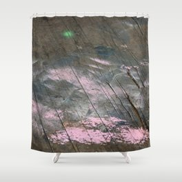 Abandon Floors Shower Curtain