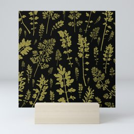 parsley forest Mini Art Print