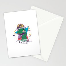 Clevergirl Stationery Cards