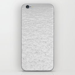 Snow Texture // Snowy Powder Close up Winter Field Ski Vibes Landscape Photography iPhone Skin