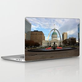 St. Louis City Hall Laptop & iPad Skin