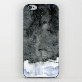 Road at Night iPhone Skin