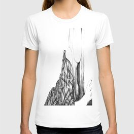 In A World Alone T-shirt