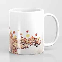 Autumn Fox Coffee Mug