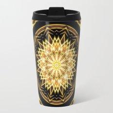 GlaMANDALA | Mandala Glamour Travel Mug