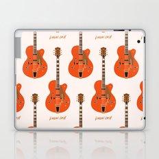 Chet's Guitar Laptop & iPad Skin