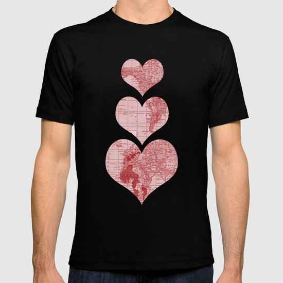I Love, Love, Love, You T-shirt