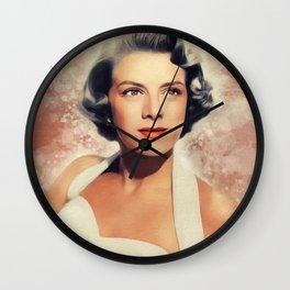 Rosemary Clooney, Music Legend Wall Clock