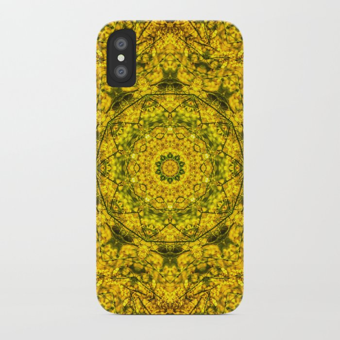 new arrival 2aab4 459bb Golden Star Mandala iPhone Case by photosbyhealy