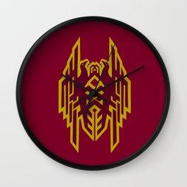 Hawke Amell Crest V2 Wall Clock