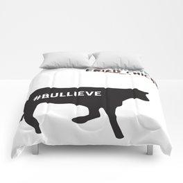 #BULLIEVE Comforters