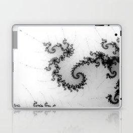 detail on mandelbrot set - pseudopod Laptop & iPad Skin