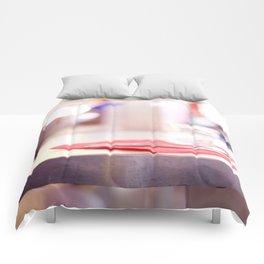 Pink in Paris 03 Comforters