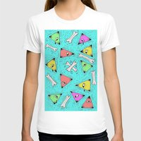 triangle T-shirts featuring Triangle by Jimmy Kid