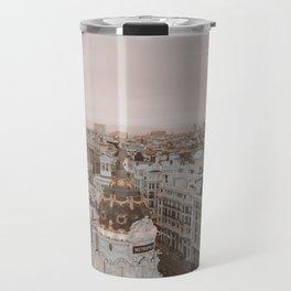 Spain II / Madrid Travel Mug
