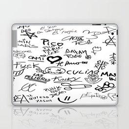 Graffitis Laptop & iPad Skin