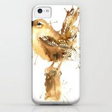 Mr Wren iPhone 5c Slim Case
