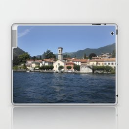 The village of Torno on Lake Como, Italy Laptop & iPad Skin