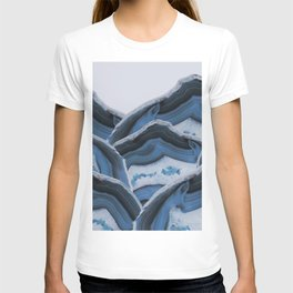 Agate Blue Mountains T-shirt