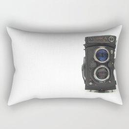 Vintage Camera (Yashica  124 G) Rectangular Pillow