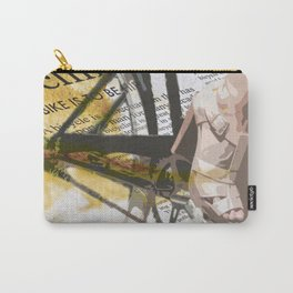 Bike Urban Chic Carry-All Pouch