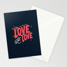 Love & Let Love Stationery Cards