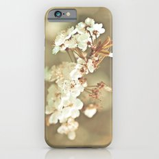 Vintage spring iPhone 6s Slim Case