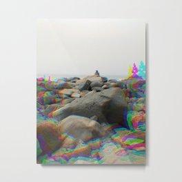 zen this bich. Metal Print