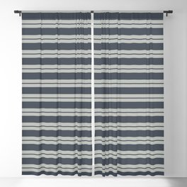 Benjamin Moore 2019 Trending Color Hale Navy Blue Gray HC-154 and Color of the Year 2019 Metropolita Blackout Curtain
