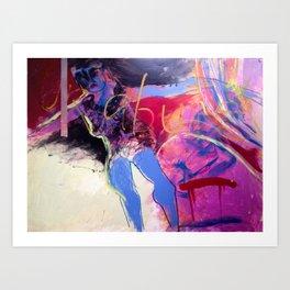 URABUTE Art Print