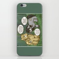 mlp iPhone & iPod Skins featuring Fili and Kili ponies MLP The Hobbit Crossover Parody by BlacksSideshow