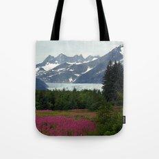 Juneau, Alaska Tote Bag