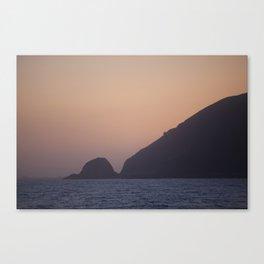 Point Mugu Sunset Canvas Print