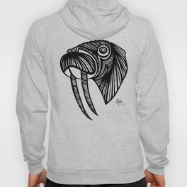 The Walrus Hoody