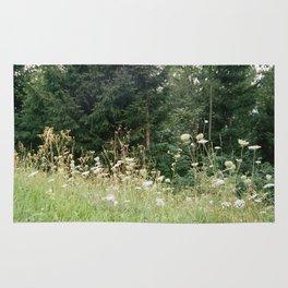 Wildflowers 1 Rug