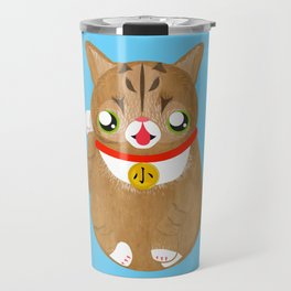 Lil Maneki Neko Travel Mug