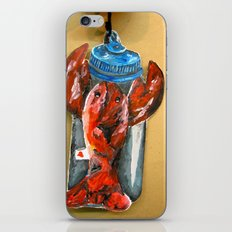 Beanie Baby Pincher iPhone & iPod Skin