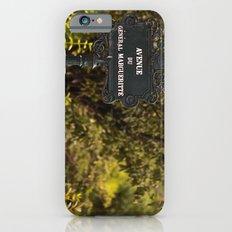 Paris Avenue iPhone 6s Slim Case