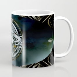 """Astrological Mechanism - Taurus"" Coffee Mug"