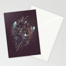 space stone Stationery Cards