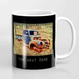 Tow Away Zone ~ Vintage Truck ~ Ginkelmier Inspired Coffee Mug
