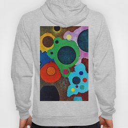 Wassily Kandinsky Black Increasing Hoody