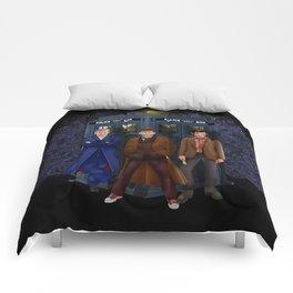 The best regeneration of Doctor who Comforters