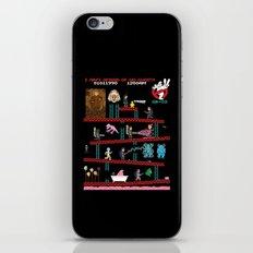 Vigo Kong iPhone & iPod Skin