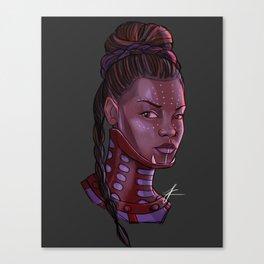 Shuri Canvas Print